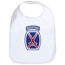 10thMountain Division Bib