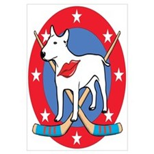 Palin Hockey Pit Bull