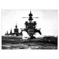 BATTLESHIP USS PENNSYLVANIA Poster