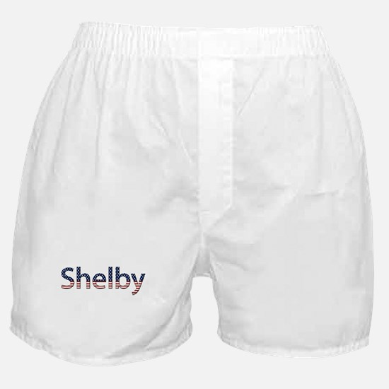 Shelby Stars and Stripes Boxer Shorts