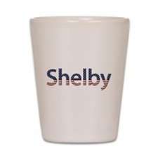 Shelby Stars and Stripes Shot Glass
