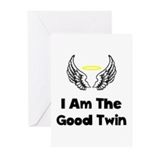 Good Twin Greeting Cards (Pk of 20)