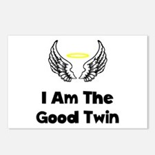 Good Twin Postcards (Package of 8)