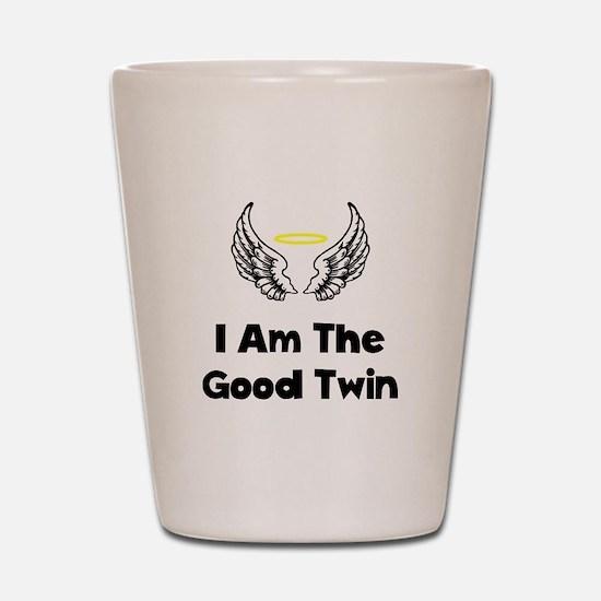 Good Twin Shot Glass