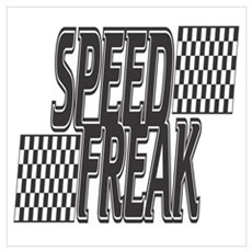 Speed Freak Poster