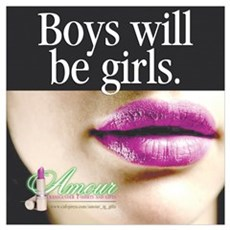 Transgender Girls Poster