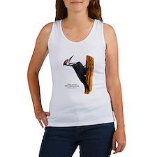Pileated Woodpecker Women's Tank Top