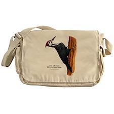 Pileated Woodpecker Messenger Bag