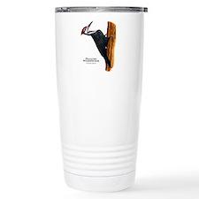 Pileated Woodpecker Travel Mug