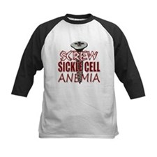 Screw Sickle Cell Anemia Tee