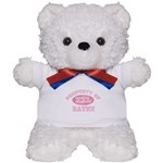 Property of Rayne Teddy Bear