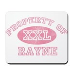Property of Rayne Mousepad