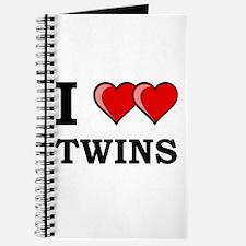 I Heart Twins Journal
