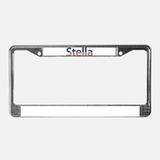 Stella Stars and Stripes License Plate Frame