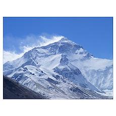 Mount Everest 14x10 Poster