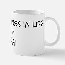 Best Things in Life: Dubai Mug