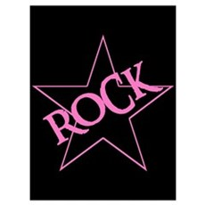 ROCK STAR Poster