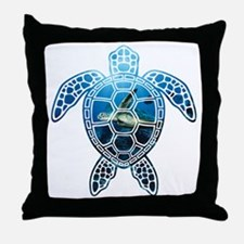 Cute Ninja turtle Throw Pillow