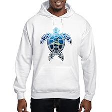 Unique Peace sign turtle Hoodie