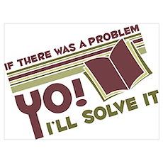 Yo! I'll Solve It Poster