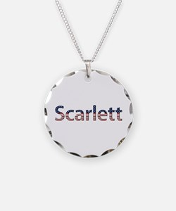 Scarlett Stars and Stripes Necklace