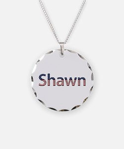 Shawn Stars and Stripes Necklace