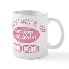 Property of Quinn Mug