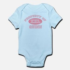 Property of Quinn Infant Bodysuit