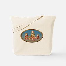 Russian Dolls Tote Bag