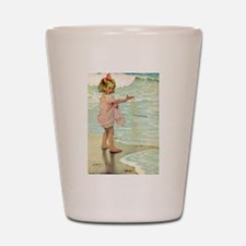 By The Ocean Shot Glass