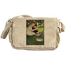 Love My Kitty Messenger Bag