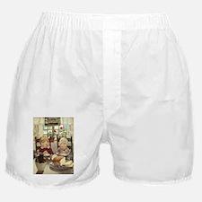 Saying Grace Boxer Shorts