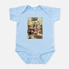 Saying Grace Infant Bodysuit