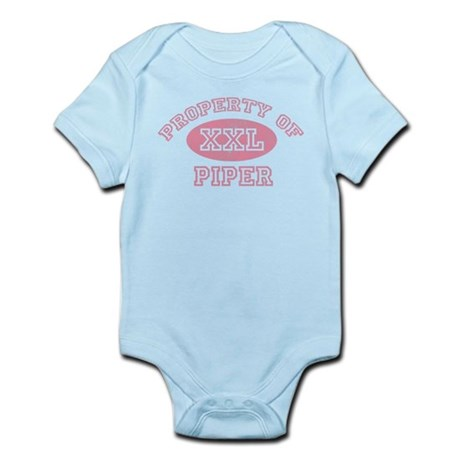 Property of Piper Infant Bodysuit