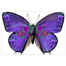 Persephone's Butterfly Poster