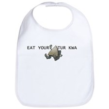 Eat your Tur Kwa Lah Baby Bib
