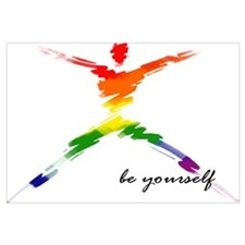Gay Pride - Be Yourself