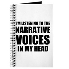 Narrative Voices in My Head Journal