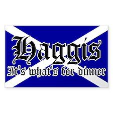 Scottish Haggis Bumper Stickers