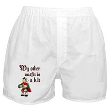 Scottish Piper Boxers