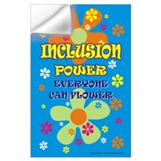 Inclusion Power Wall Decal