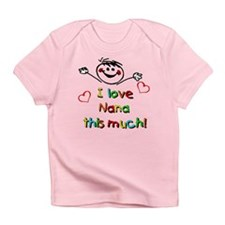 I Love Nana (Boy) Infant T-Shirt