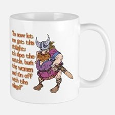Viking Small Small Mug