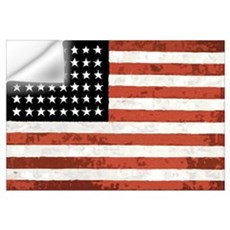 Old Glory Wall Decal