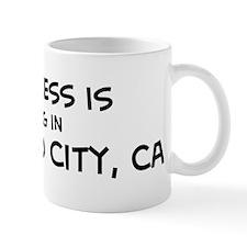 Happiness is Redwood City Mug