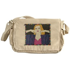 Feeling Free Messenger Bag
