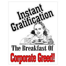 instant gratificaiton Poster