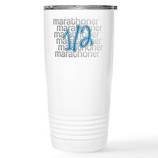 13.1 Half-Marathoner Travel Coffee Mug