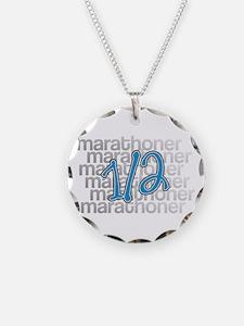 13.1 Half-Marathoner Necklace