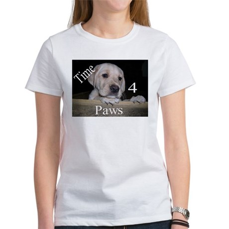 Time for Paws Women's T-Shirt